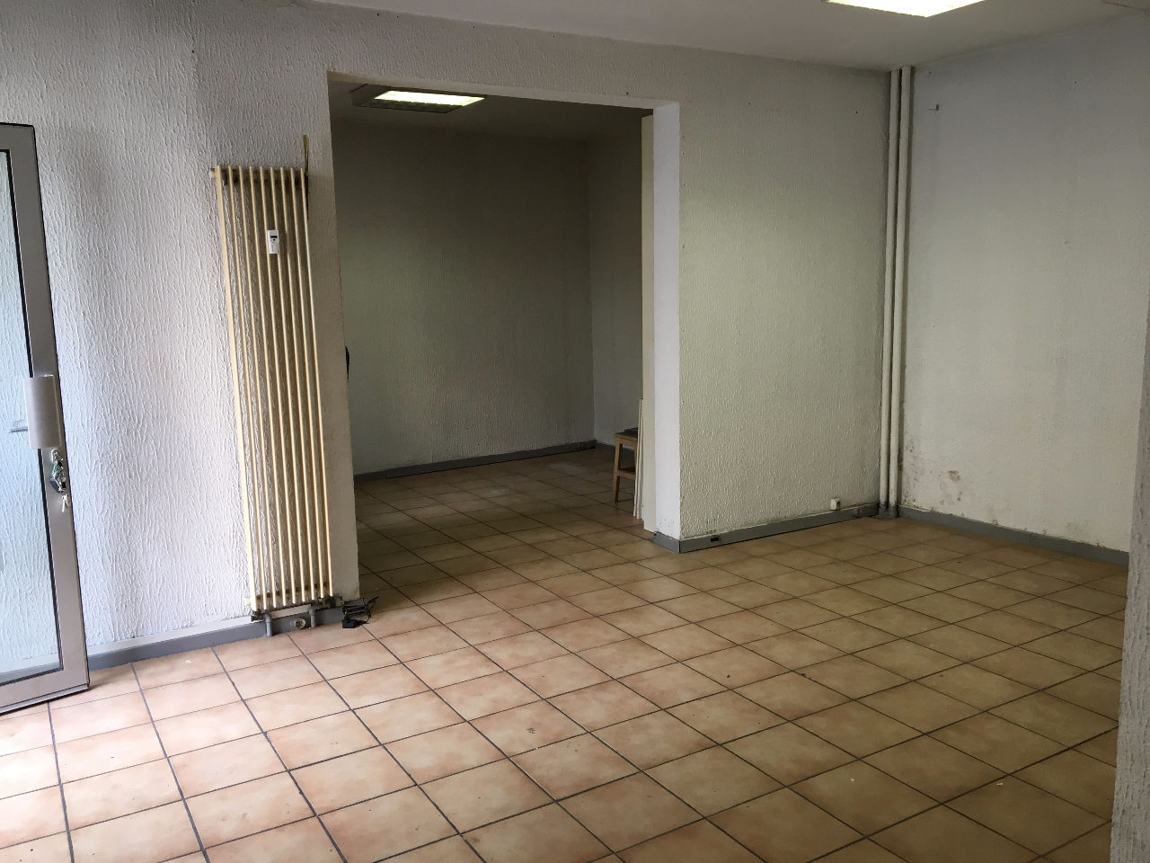 Local commercial Marseille 42m2 ou habitation